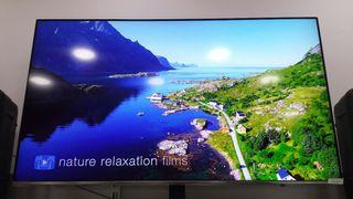 "Televisor UHD 138cm 55"" 4k UHD Smart TV"