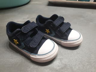 Bambas converse all star. Talla 21