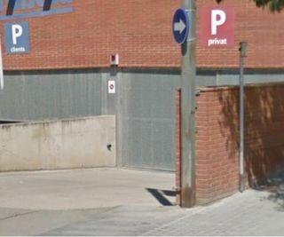 Venta parking Alella