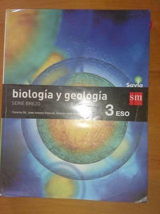 Biología y Geología, 3ESO, SM