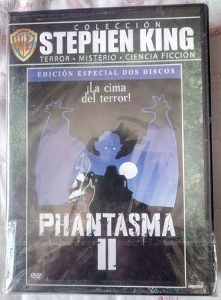 el misterio de salems lot, phantasma2 dvd