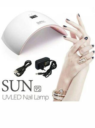 Lampara UV De Uñas De Gel Secador
