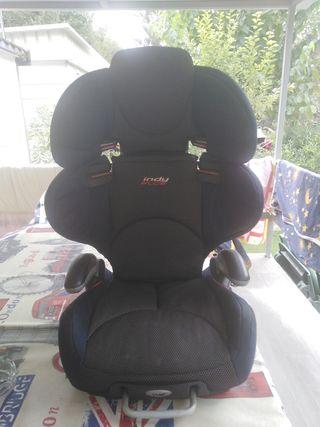 silla para el coche con isofix
