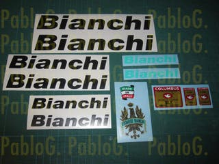 Bianchi adhesivos vinilos pegatina