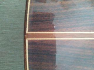 Guitarra gama alta, de palosanto