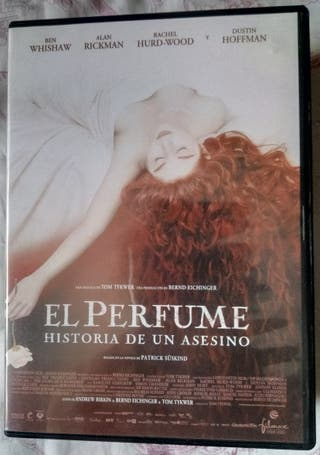 el perfume dvd