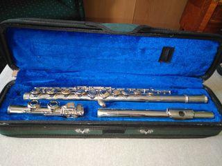 Flauta travesera J. Michael