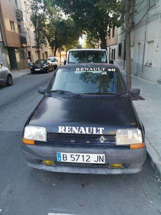 Renault renault super 5 GTL 1988