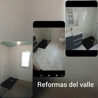 reformas integrales y reparaciones en el hogar