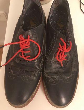Zapatos Oxford el ganso