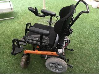 wallapop silla de ruedas a motor de alta gama yV31Y253