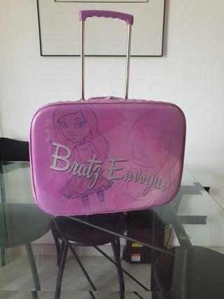 maleta de niña