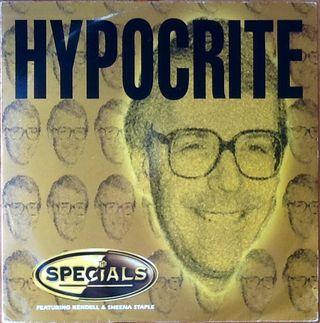 """THE SPECIALS """"Hypocrite"""""""