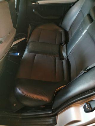 asientos cuero bmw e46