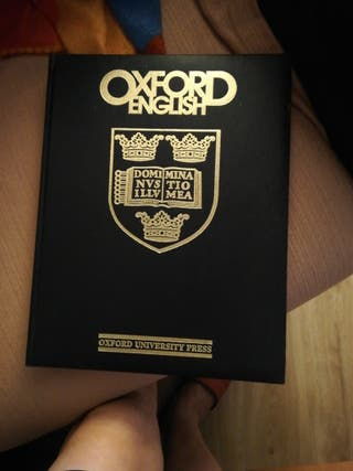 libros inglés Oxford Inglish