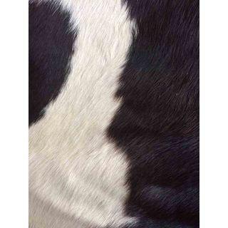 Alfombra de vaca