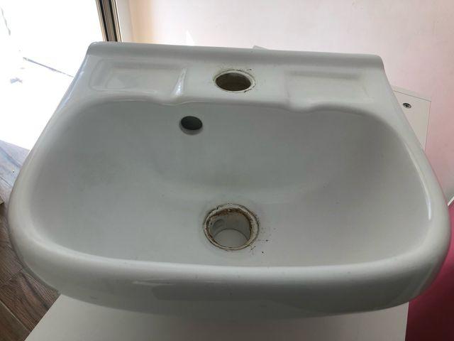 Lavabo pequeño