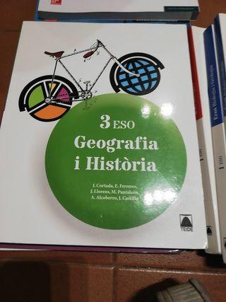 3 ESO Geografía i Historia