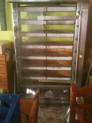 asadora de pollo