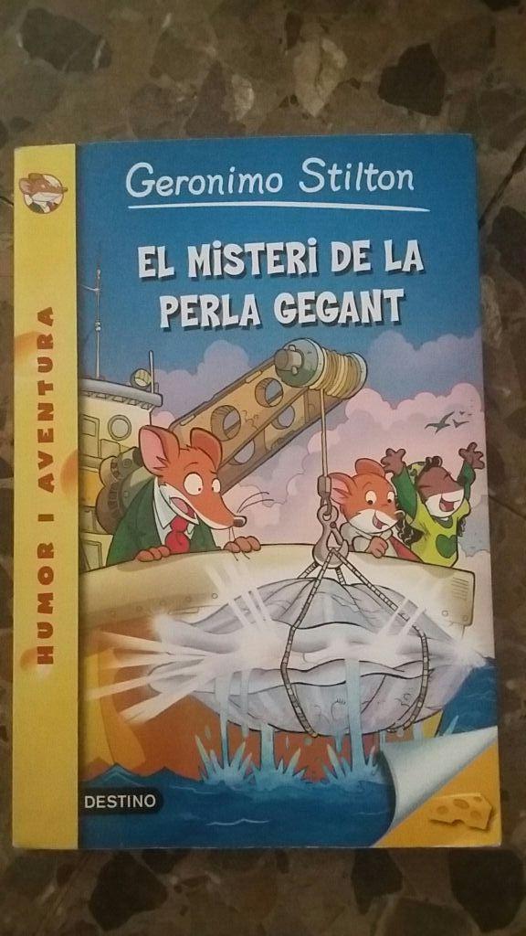 El misteri de la Perla Gegant.