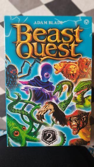 Best Quest libros en inglés