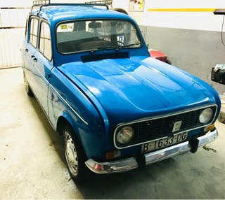 Renault 4 L 1980