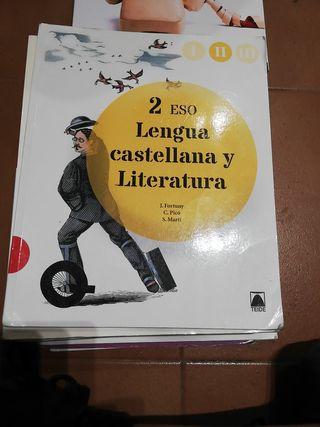 2° ESO lengua castellana y literatura