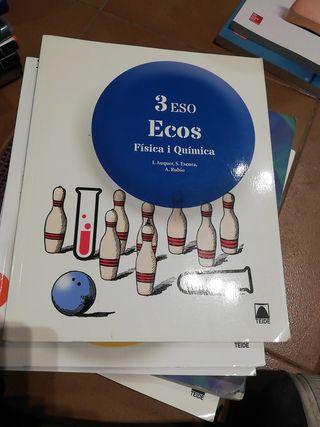 3° ESO Física i Química