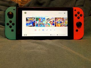 Consola Nintendo Switch Nueva con Juegos