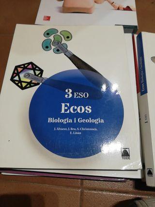 3 ESO Ecos Biología i Geología