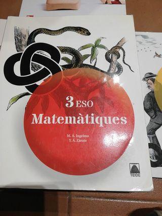 3 ESO Matematiques