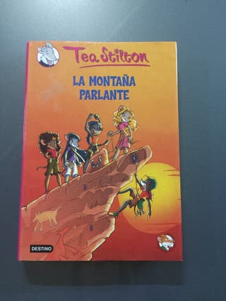 """Libro """"La montaña parlante""""."""