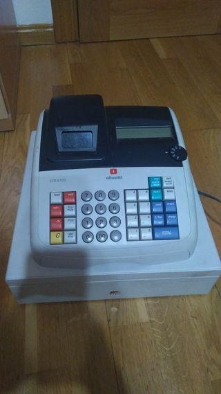 Caja Registradora Olivetti 6100