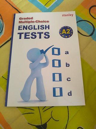 libro de inglés A2 EOI