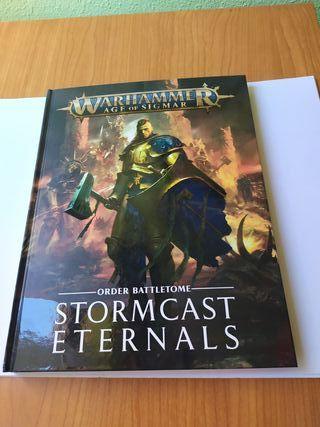Warhammer Age Of Sigmar Stormcast Battletome