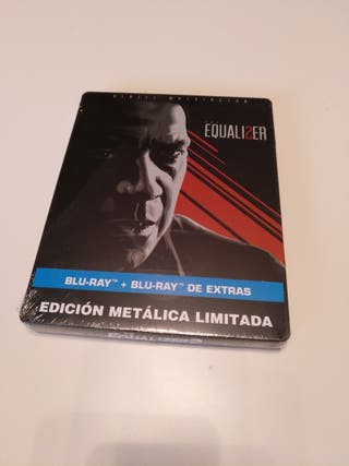 The Equalizer 2 steelbook Blu-ray