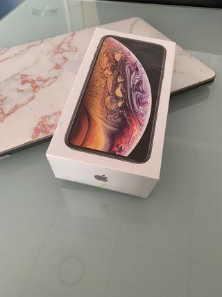 iPhone XS 64gb oro precintado
