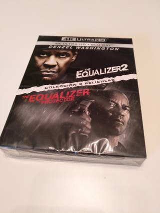 Pack The Equalizer 4K UHD Blu-ray