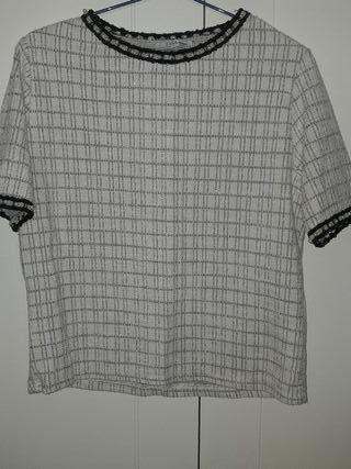 Jersey top Zara
