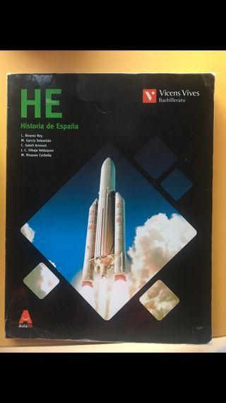 LIBRO HISTORIA DE ESPAÑA 2ºbach Vicen vives