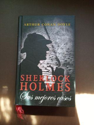 Sherlock Holmes Sus Mejores Casos