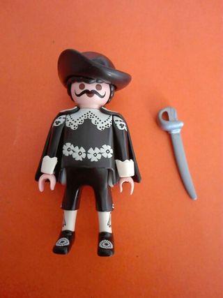 Playmobil figura mosquetero tercios