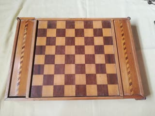 Escacs/Ajedrez.