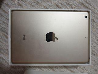 iPad mini 3 color dorado