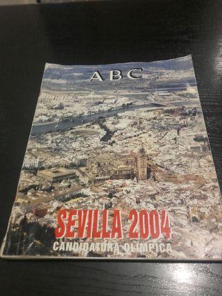 Revista ABC 20-7-1996 Candidatura olímpica Sevilla
