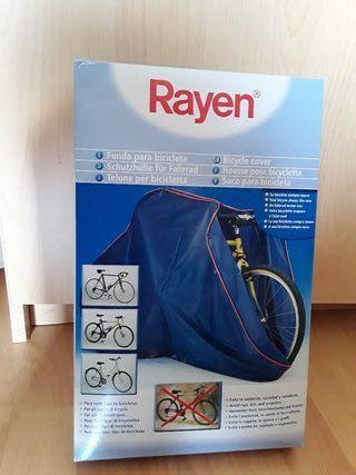 Funda bicicletas Rayen
