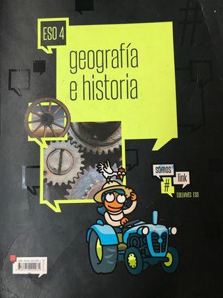 Geografía e historia 4 ESO