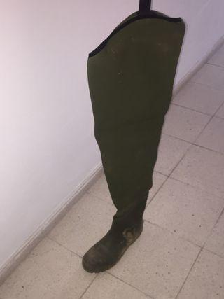 Bota pantalón