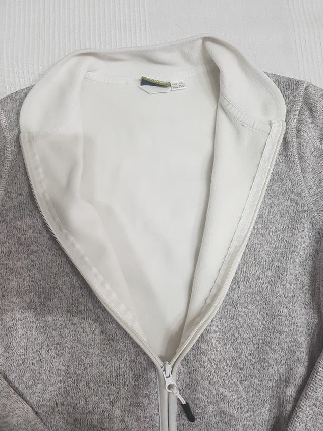Bonita chaqueta deportiva térmica señora
