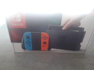 Nintendo Switch con garantía: XAJ40082322478